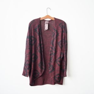 Moon Collection (ModCloth) Dolman Sleeve Cardigan